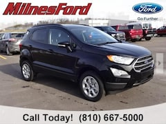 New 2020 Ford EcoSport SE SUV MAJ6S3GL2LC320466 for sale in Imlay City