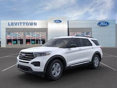 New 2020 Ford Explorer XLT SUV 1FMSK8DH4LGC55498 in Long Island