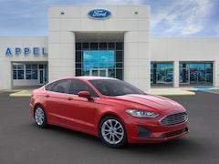 New 2020 Ford Fusion SE Sedan for sale in Brenham, TX