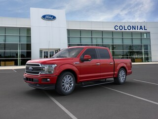2020 Ford F-150 Limited 4WD Supercrew 5.5 Box Crew Cab Pickup