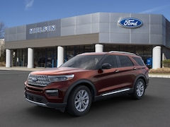 New 2020 Ford Explorer Limited SUV For Sale in Sussex, NJ