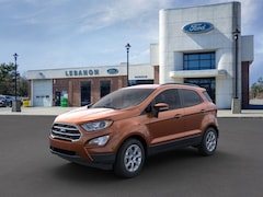 New 2020 Ford EcoSport SE SUV for sale in Lebanon, NH