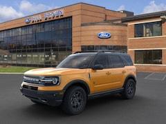 New 2021 Ford Bronco Sport Badlands SUV for sale in Livonia, MI