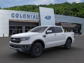 New 2020 Ford Ranger Lariat Truck SuperCrew in Danbury, CT