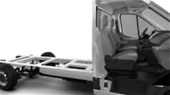 2019 Ford Transit Chassis 350 Chassis Truck