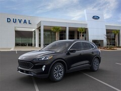 2020 Ford Escape Titanium Hybrid SUV for sale in Jacksonville at Duval Ford