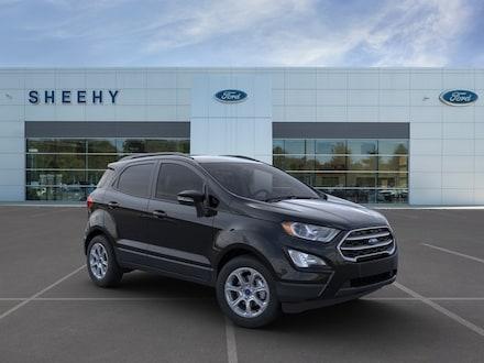 New 2019 Ford EcoSport SE SUV for sale near you in Springfield, VA