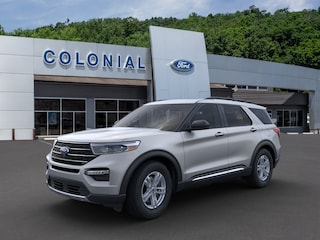 New 2020 Ford Explorer XLT SUV in Danbury, CT