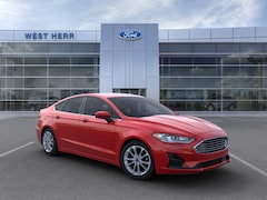 New 2020 Ford Fusion SE Sedan FHLP202493 in Getzville, NY