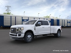 New 2020 Ford Super Duty F-350 DRW F-350 Platinum Crew Cab Pickup Idaho Falls ID