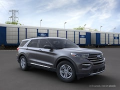 New 2020 Ford Explorer XLT SUV FAE201378 in Getzville, NY