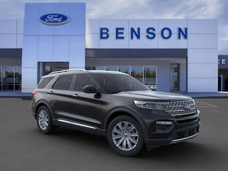 2020 Ford Explorer Limited Limited  SUV