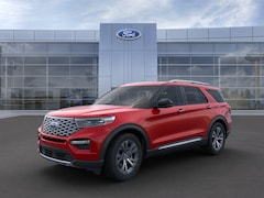 New 2020 Ford Explorer Platinum SUV in Mahwah