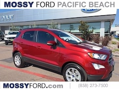 2020 Ford EcoSport SE SE FWD for sale in San Diego at Mossy Ford