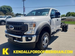 2020 Ford F-450 Chassis XL Truck Super Cab