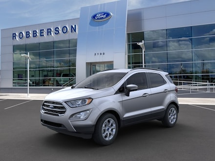 Featured New 2021 Ford EcoSport SE SUV for Sale in Bend, OR