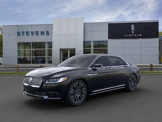 2020 Lincoln Continental Reserve Sedan