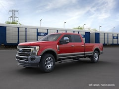 New 2020 Ford Super Duty F-350 SRW F-350 King Ranch Crew Cab Pickup Idaho Falls ID