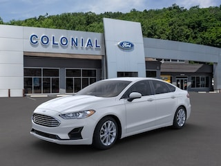 New 2020 Ford Fusion Hybrid SE Sedan in Danbury, CT