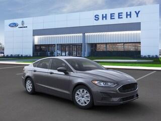 New 2020 Ford Fusion S Sedan in Richmond, VA