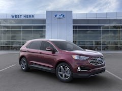 New 2020 Ford Edge SEL Crossover 2FMPK4J96LBB57821 in Rochester, New York, at West Herr Ford of Rochester