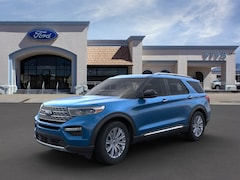 New  2021 Ford Explorer Limited SUV for sale in El Paso