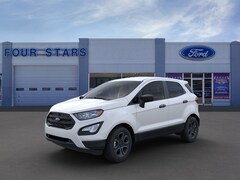 New 2020 Ford EcoSport S SUV For Sale in Jacksboro, TX