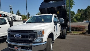 2020 Ford F-350 XL Crysteel E Tipper Truck
