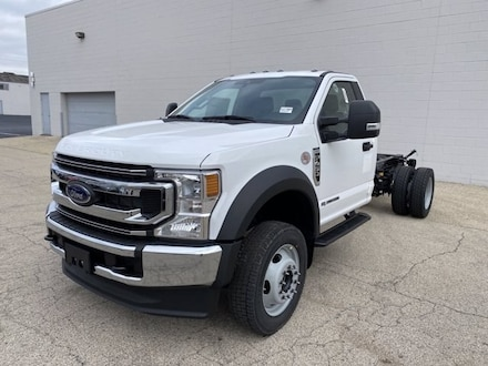 2021 Ford F-450 Chassis F-450 XLT Commercial-truck