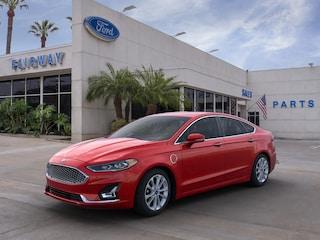 New 2020 Ford Fusion Energi Titanium Sedan 3FA6P0SUXLR112899 For sale near Fontana, CA