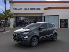 New Ford 2020 Ford EcoSport S SUV MAJ3S2FE3LC377386 in Kahului, HI