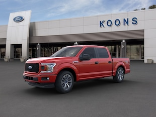 2019 Ford F-150 STX **SHOP ONLINE** **KOONS HOME DELIVERY**