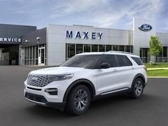 2020 Ford Explorer Platinum SUV for sale in Howell at Bob Maxey Ford of Howell Inc.