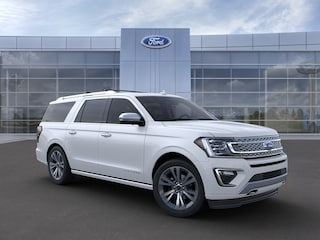 New 2020 Ford Expedition Platinum SUV in Getzville, NY