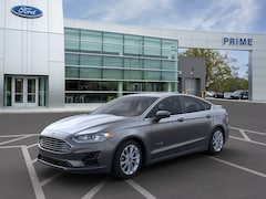 New 2019 Ford Fusion Hybrid SE Sedan in Auburn, MA