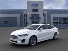 New 2020 Ford Fusion SEL Sedan for sale in Yuma, AZ