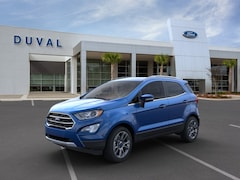 2020 Ford EcoSport Titanium SUV for sale in Jacksonville at Duval Ford