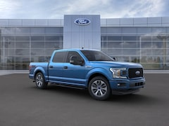 New 2020 Ford F-150 STX Truck 1FTEW1E44LFB96368 in Rochester, New York, at West Herr Ford of Rochester
