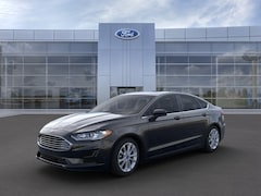 New 2020 Ford Fusion SE Sedan 3FA6P0LU6LR106449 in Rochester, New York, at West Herr Ford of Rochester