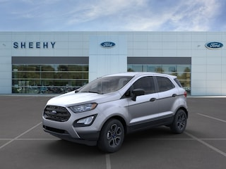 New 2020 Ford EcoSport S SUV for sale near you in Ashland, VA