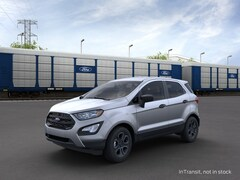 New 2020 Ford EcoSport S Crossover for sale in Plymouth, MI
