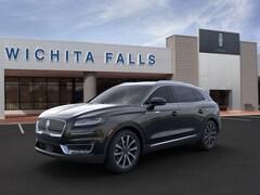 New 2019 Lincoln Nautilus Select SUV 16932 in Wichita Falls, TX