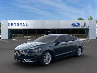 New 2020 Ford Fusion Hybrid SEL Sedan for Sale in Crystal River, FL