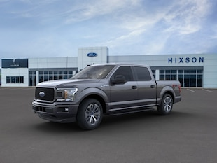 2020 Ford F-150 STX Truck SuperCrew Cab All-Wheel Drive