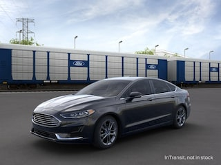 New 2020 Ford Fusion SEL Sedan For Sale Great Bend KS