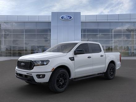 Featured new 2021 Ford Ranger XLT Truck for sale in Mexia, TX