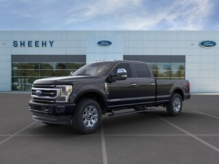 New 2020 Ford F-350 Platinum Truck Crew Cab for sale near you in Ashland, VA