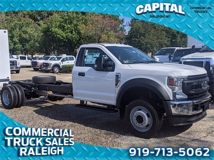 2020 Ford F-550SD 16FT DUMP/NO SIDES Truck