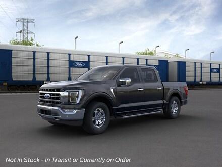2021 Ford F-150 Lariat Truck Crew Cab