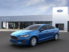 New 2020 Ford Fusion S Sedan 200056 in El Paso, TX